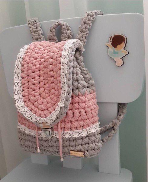 90 besten Taschen Bilder auf Pinterest   Gehäkelte taschen ...