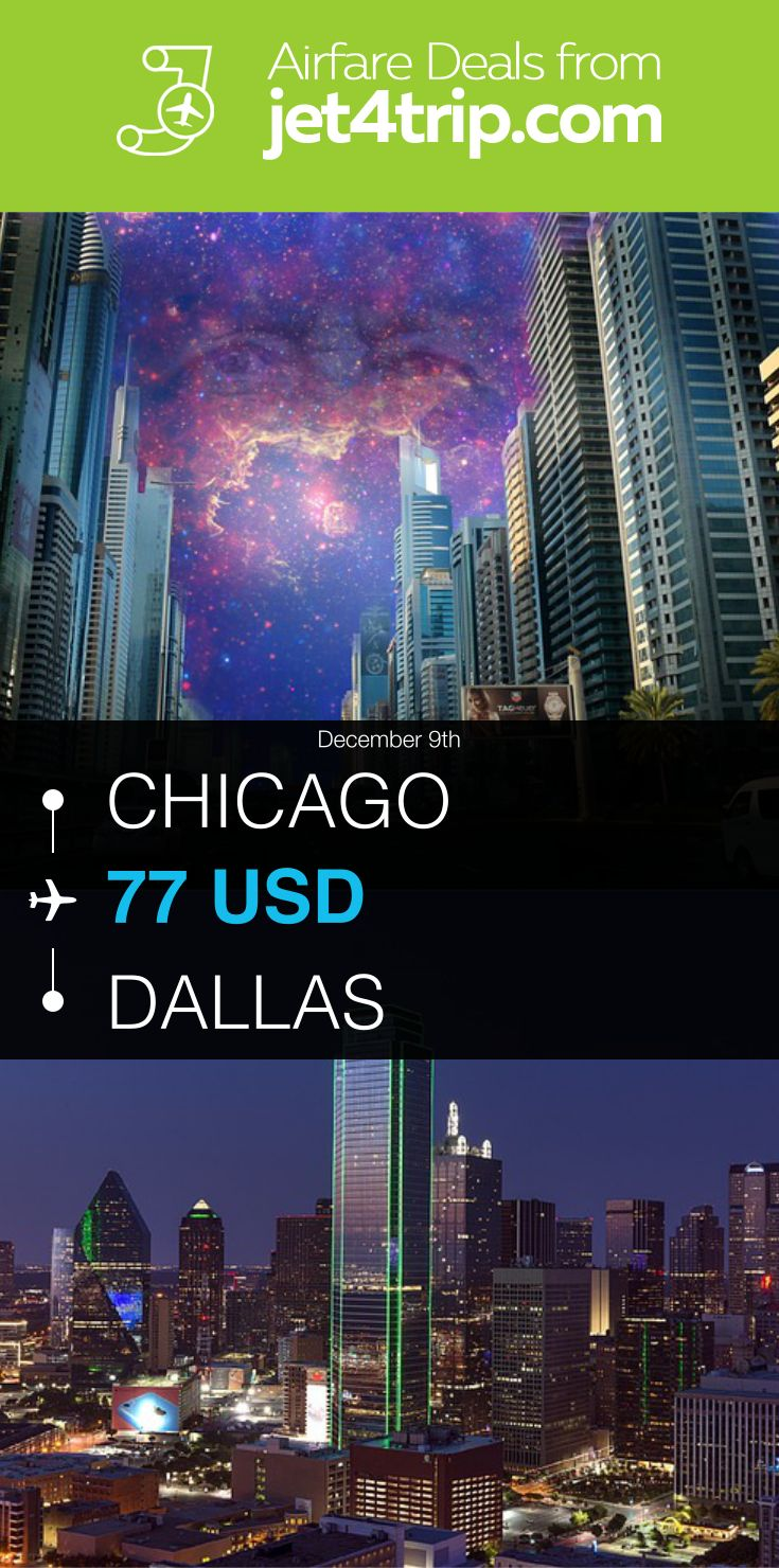 Flight from Chicago to Dallas for $77 by United Airlines #travel #ticket #deals #flight #CHI #DFW #Chicago #Dallas #UA #United Airlines