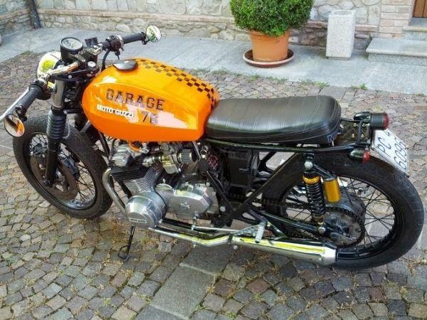moto guzzi gts 400 moto guzzi cafe racer pinterest. Black Bedroom Furniture Sets. Home Design Ideas