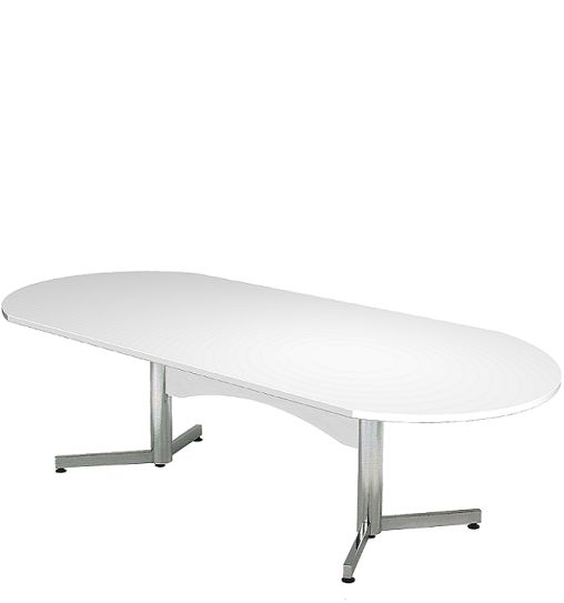 Tempo 'D' End Office Meeting & Boardroom Tables