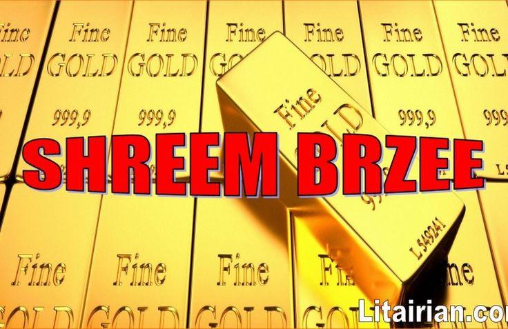 Shreem Brzee Attract Huge Gold (Big Gold Magnet)