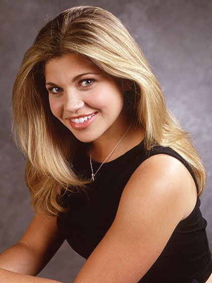 Ageless Celebrities - Danielle Fishel, 1998
