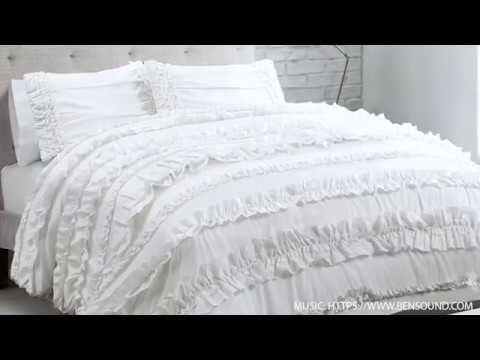 Belle 4 Piece Comforter Set In 2020