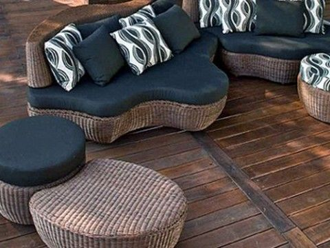 17 best images about arte en mimbre m n on pinterest for Antigua wicker chaise