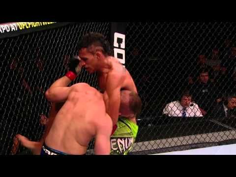 Fight Night Goiania: Charles Oliveira Octagon Interview - YouTube