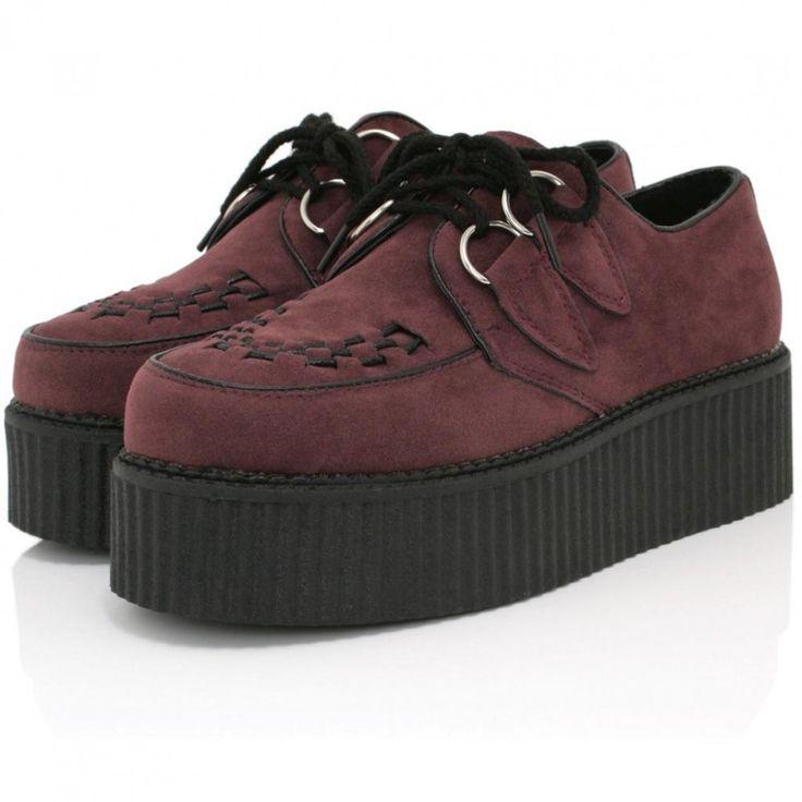 Creeper Platform Shoes
