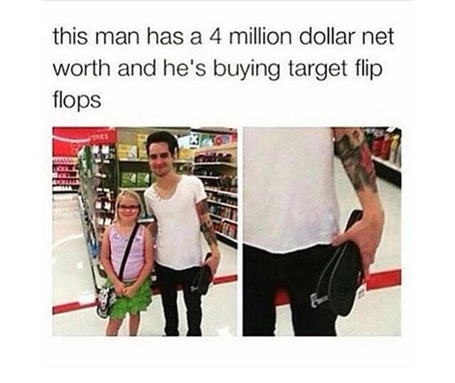 reasons why I love him How come all i see is annoying people at target, yet, she gets to meet God himself?? Lucky little girl.