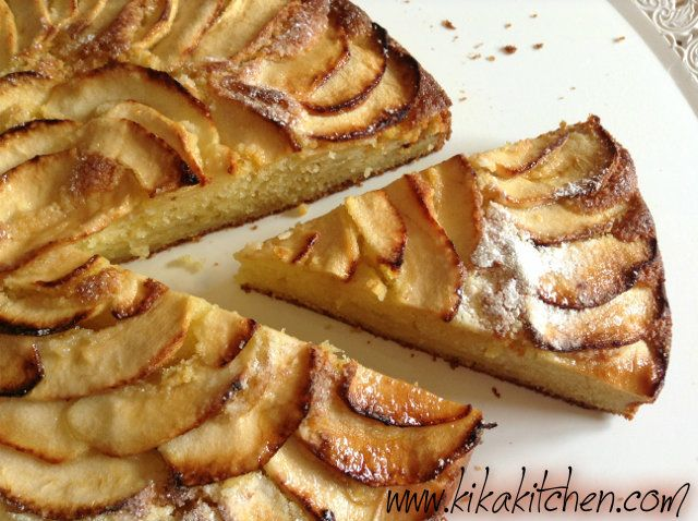 Torta di mele bimby | Kikakitchen