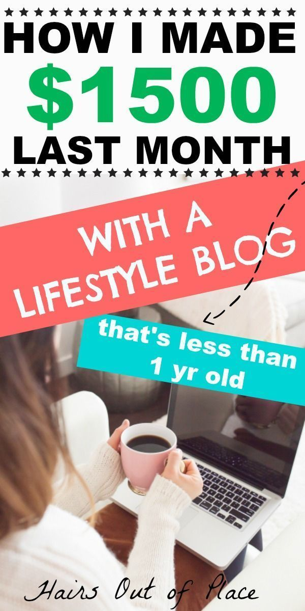 Blogging Income Report ~ How I Made $1500 this Month – Mia Ozor