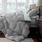 White Bay® Supersize or Oversized Goose Down Comforter / Duvet