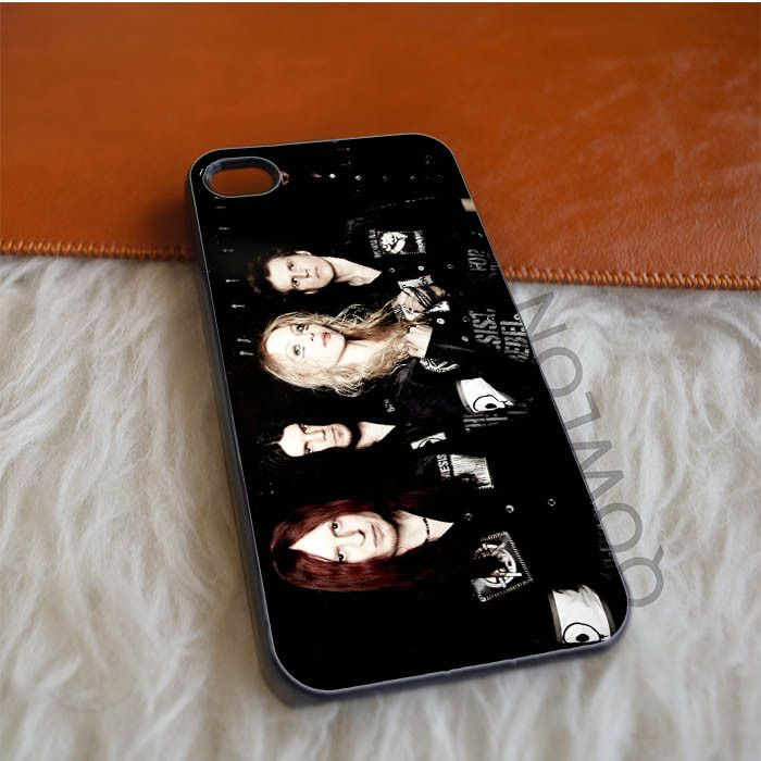 Arch Enemy Band Metal iPhone 4 | 4S Case