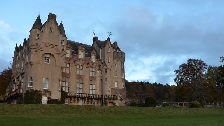 Visit Kincardine Castle, described as pure Scottish fairytale.