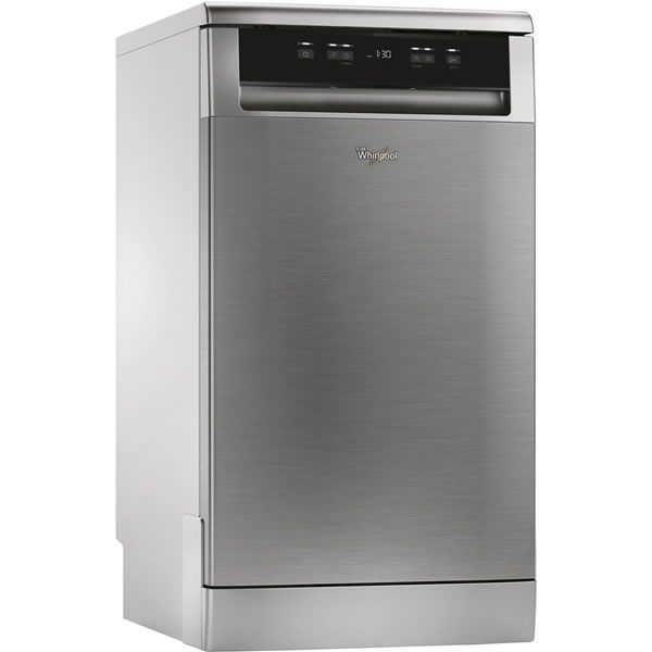 Whirlpool ADP301IX SUPREME CARE 10-Place Slimline Dishwasher 6 Progs Class A  S/Steel (Barcode EAN=8003437220777) http://www.MightGet.com/january-2017-13/whirlpool-adp301ix-supreme-care.asp