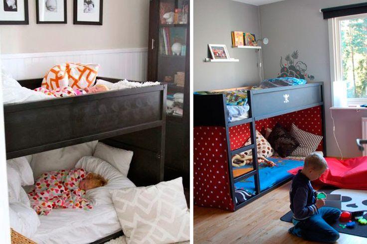 17 mejores ideas sobre cama kura en pinterest for Camas infantiles ikea