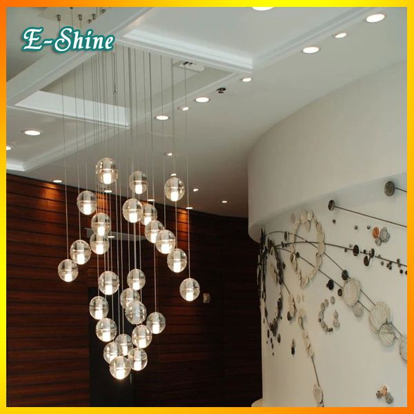Find More Pendant Lights Information About New Design Lustres BOCCI Magic Buble Glass Sphere Ball