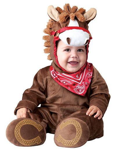 Vestito di Carnevale da cavallo