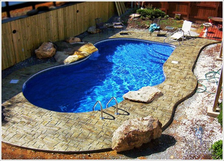 101 best patio pool yard images on pinterest backyard for Pool design 101