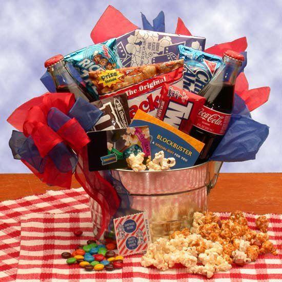 Birthday Gift Guide 10 Best Birthday Hampers: 25+ Best Ideas About Movie Basket Gift On Pinterest