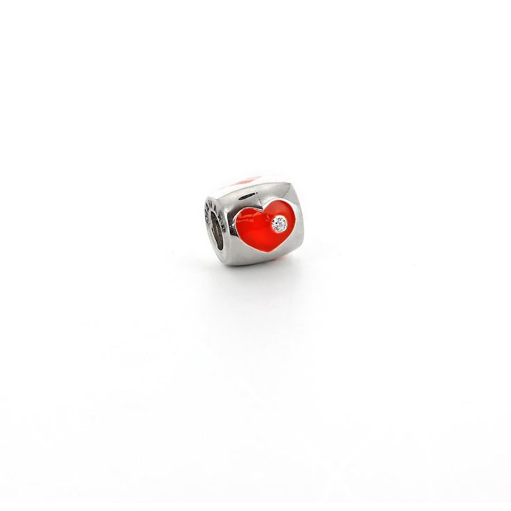 » Подвеска-перлина «Сердечко»