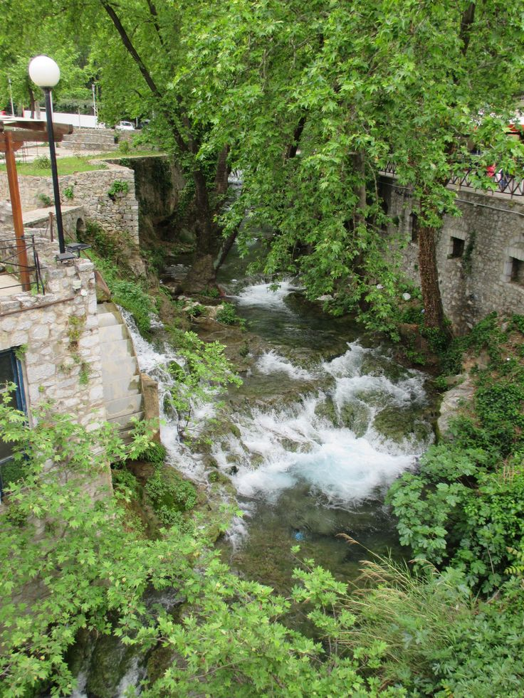 Krya, Livadia (Greece)