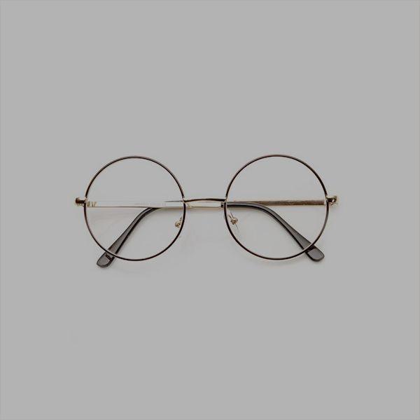 glasses, grey