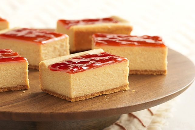 ... in our Peanut Butter and Jelly Cheesecake Bars - yu…  Pinteres