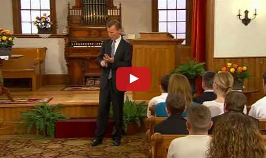I hope this small video on keeping the Sabbath day holy can help to supplement your family gospel lessons. Many other gospel topics to help spark discussion with your family about important gospel principles can be found on my DVD: Family Night with John Bytheway! Like this Post? Subscribe to Get Updates in Your Inbox!Related...[ReadMore]