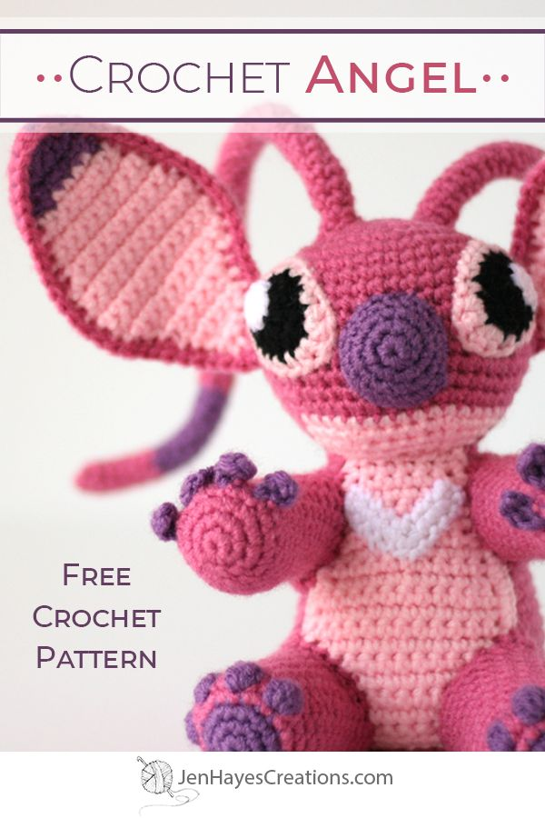 Divine Crochet Angel (Free Pattern) | AllFreeCrochet.com | 900x600
