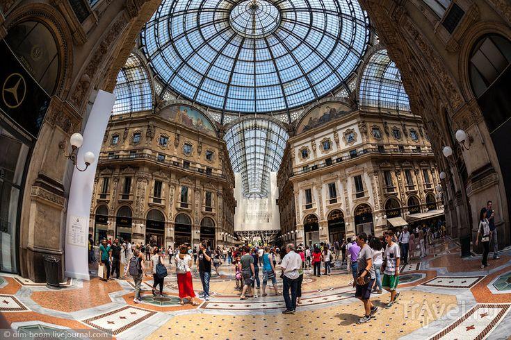 Италия. Милан / Италия
