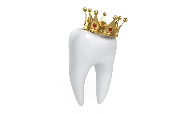 A Crown Fit for a King or Queen A dental crown is one of the most common procedures to help restore and protect a tooth. If youre one of the millions who need a crown there are a few basic details that you need to know. If the chewing area of your tooth has been damaged a crown restores your tooths natural ability to chew. Dental Crowns are aptly named as they surround the surface area of the tooth that sits above the gum line. Theyre made of different materials including ceramic stainless…