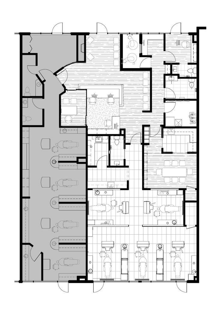 Lighthouse Dental Floor Plan Dental Office Pinterest
