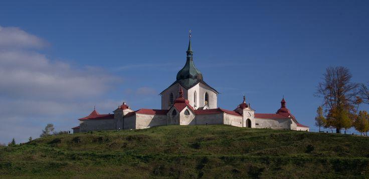 Fotografie: Kostel sv. Jana Nepomuckého - Kategorie: architektura - zeropixel.cz