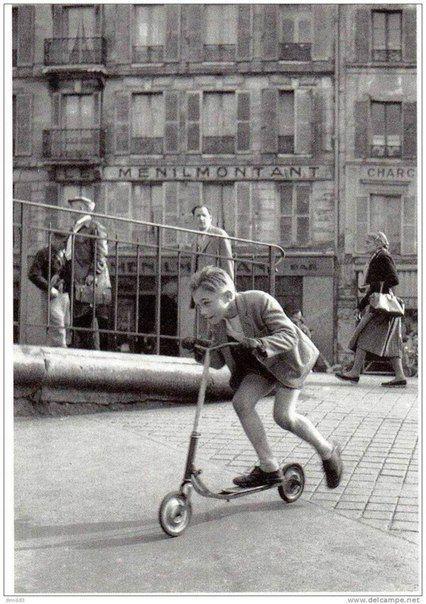 Дети на фотографиях Робера Дуано