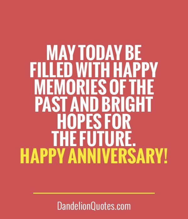 All The Best Wishes Quotes For Future: May Today Be Filled With Happy Memories Of The Past And