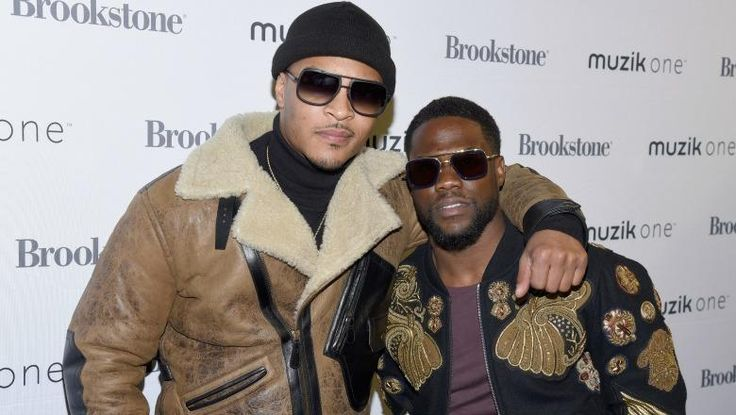 T.I. & Kevin Hart Join Forces To Develop Music Comedy TV Show #Entertainment #News