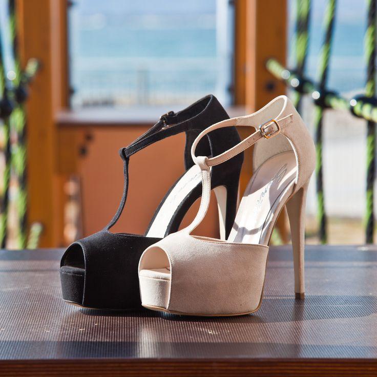 SANTE Spring Summer 2015 #Sandals #HighHeels #SanteMadeinGreece Shop NOW: www.santeshoes.com