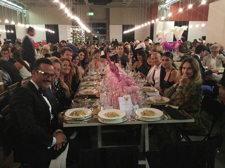 PINKO at Convivio 2016 launch dinner