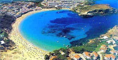Where I lived in Menorca Arenal Den Castell