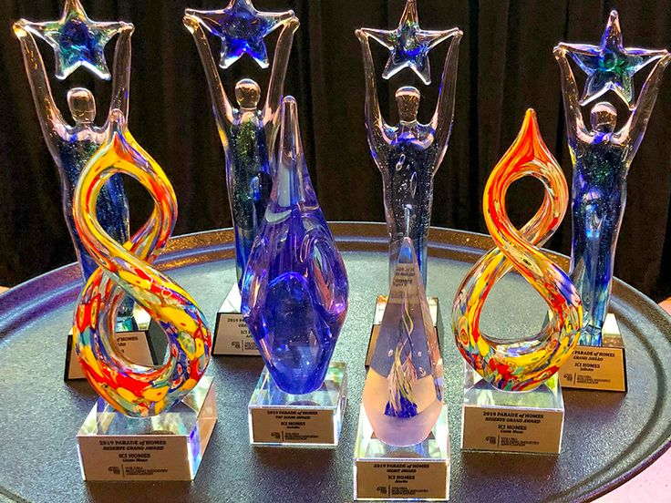 ICI Homes Wins Eight Awards at Volusia County Parade of