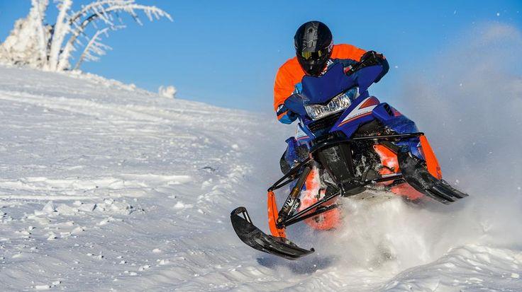 Skuter śnieżny Yamaha SR VIPER R-TX LE
