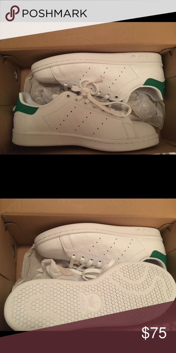 Adidas Stan smith shoes New, never worn Stan smith adidas!! Adidas Shoes Sneakers