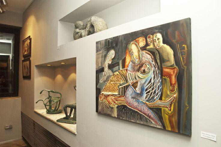SUBJECTIVE HISTORIES exhibition 2013 - Maia Oprea, Matei Enric, Jan Albu
