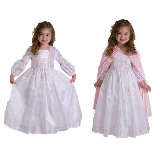 Little Adventures Deluxe Cinderella Costume: Little Adventures Deluxe Bride Princess Dress Up Costume