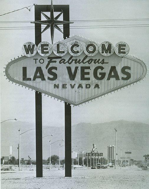 This is old - Vintage Vegas