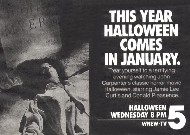 the horrors of halloween halloween 1978 newspaper ads vhs dvd and - Halloween Movie History