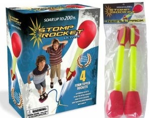 Ultra Stomp Rocket Kit with Ultra Roc...  Order at http://www.amazon.com/Ultra-Stomp-Rocket-Kit-Refills/dp/B004OY9EGO/ref=zg_bs_166420011_69?tag=bestmacros-20