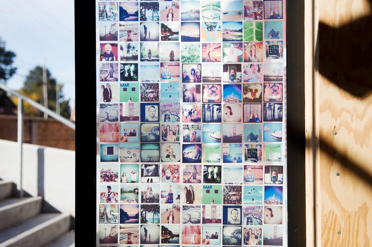 DIY 'Stained Glass' Window from Your 35mm Slides or Instagrams by photojojo #DIY #Stained_Glass_Window #Instagrams #35mm_Slides