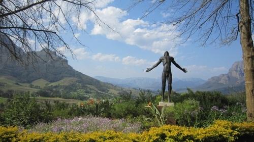 Delair Graff Wine Estate Stellenbosch