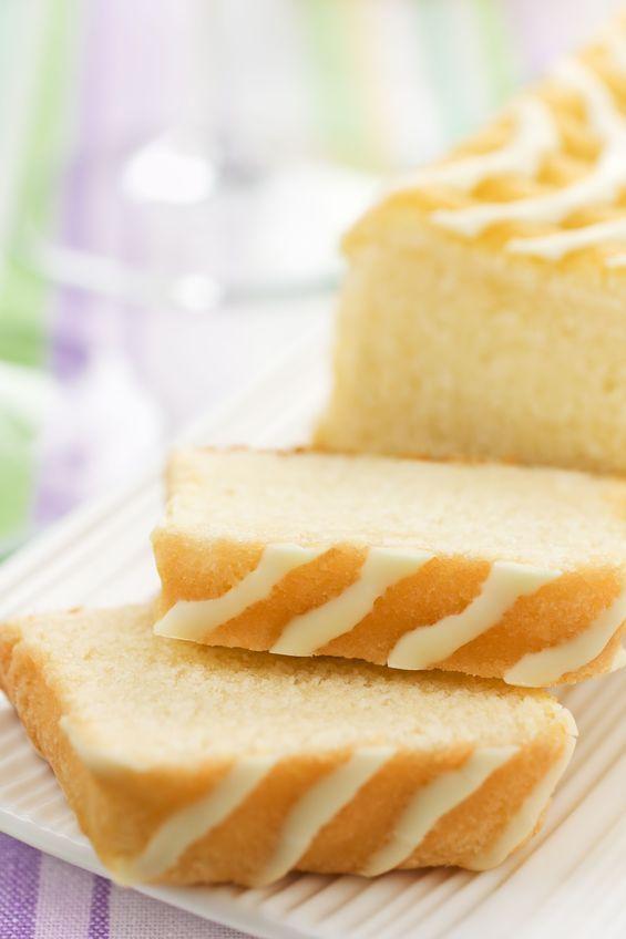 Starbucks Lemon Pound Cake Copycat Recipe | Bakerette.com