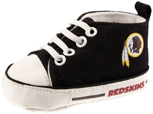 Washington Redskins Baby Pre Walker Hightops